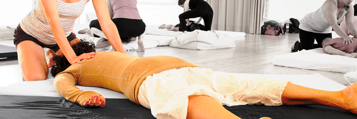 thai massage - thai yoga therapy