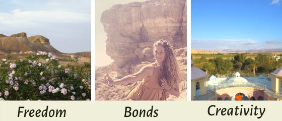 reedom and Bonds Yoga Retreat